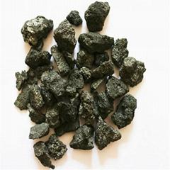 Gas Coke Size 10-30mm Used in Ferro Alloy Calcium Carbide