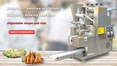 Produce Special Dumpling machine