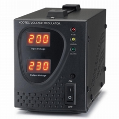 7808 voltage regulator with digital display output and input 500W