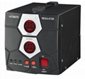 1000W digital display automatic voltage regulator 220V output and single phase 1