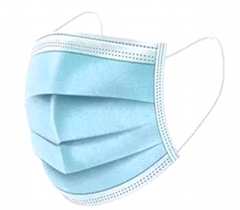 Disposable Protective Mask(3 layers)