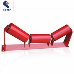 conveyor belt Idler Roller China mining equipment parts steel pipe