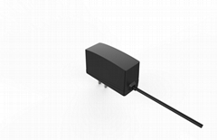 12V 2.5A Wall-mounted power adapter