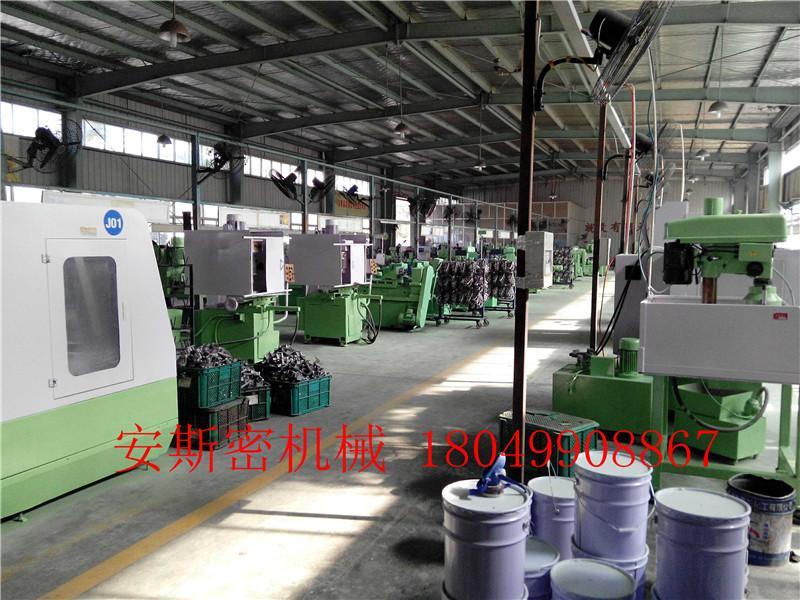 上海機床噴漆翻新 4