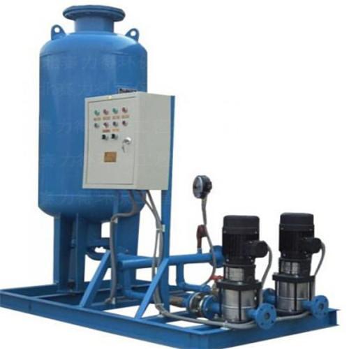 海东自动囊式定压补水机组 1