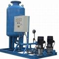 海东自动囊式定压补水机组