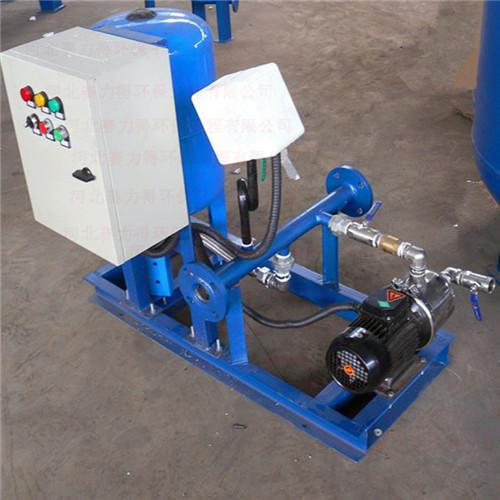海东自动囊式定压补水机组 2