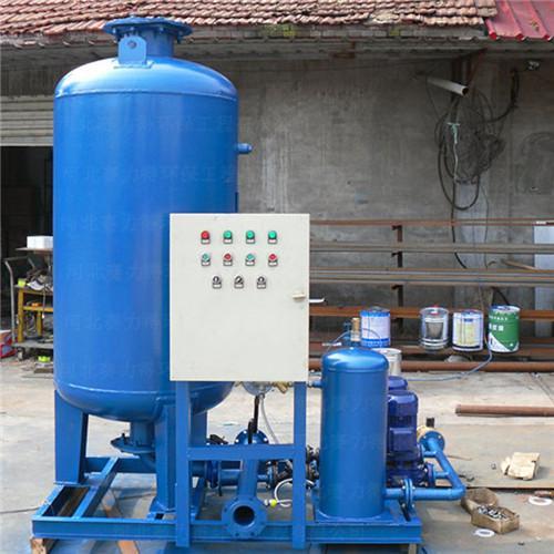 海东自动囊式定压补水机组 3