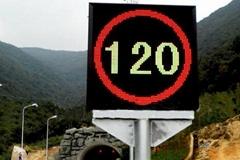 可變限速標誌