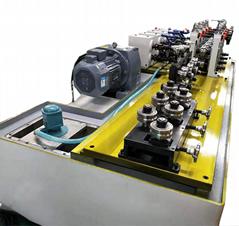50不鏽鋼高頻直縫焊管機組