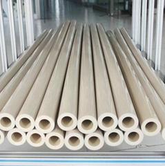 PEEK Tube Polyetheretherketone Round Pipe Tubing Piping Pipeline ICI Thermoplast