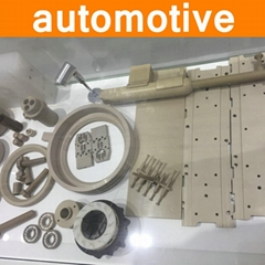 PEEK Parts in Auto Automotive Industry Part Components Fittings Slide Joint