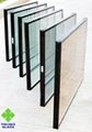 Insulated LOW E Glass Blind Glass Hollow Glass with Argon 6A 9A 12A 15A 18A