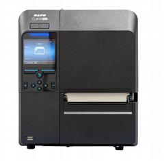 SATO一级代理CL4NX PLUS全新智能工业标签打印机