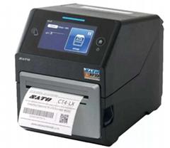 SATO CT4-LX智能型桌面机