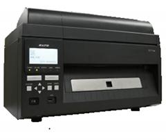 化工能源超宽幅标签打印机SATO SG112-ex