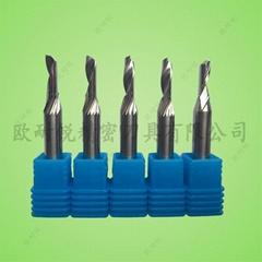 進口鎢鋼鋁用單刃銑刀 鋁材切割刀 銅鋁鏤空雕刻單刃刀 鋁用刀