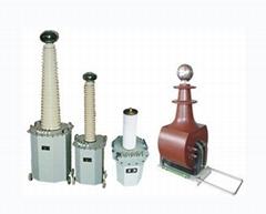 Oil Immerserd Transformer AC DC Hipot Tester High Voltage AC Hipot Tester