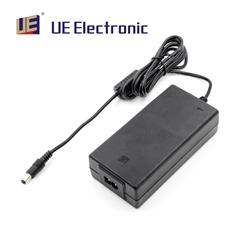 桌面式多國插頭65W IP22醫療電源符合六級能效安規認証齊全