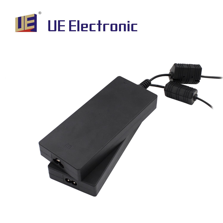 UE180W 超薄桌面式IP22醫療電源適配器符合2MOPP 1