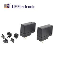 12W可转换插头插墙式医疗电源多国认证安规齐全