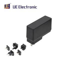 插牆式轉換多國插頭36W醫療電源符合六級能效安規認証齊全