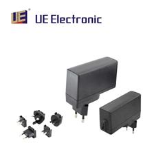 插牆式USB接頭多國插頭18W醫療電源符合六級能效安規認証齊全