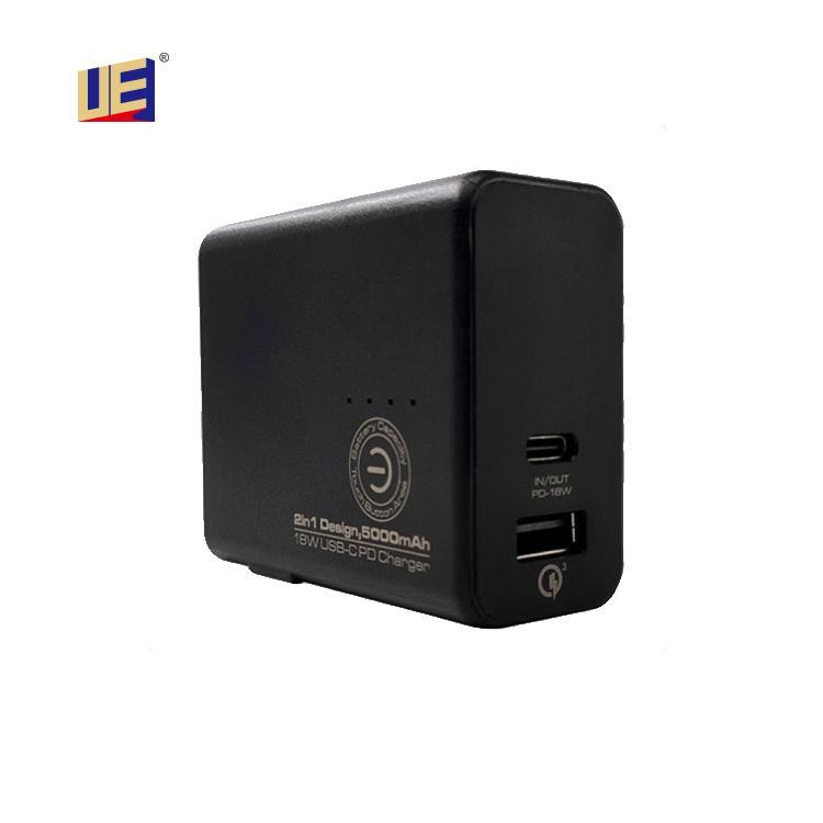 UE Electronic18W Power Bank(UES18LU4-SPC-M2)