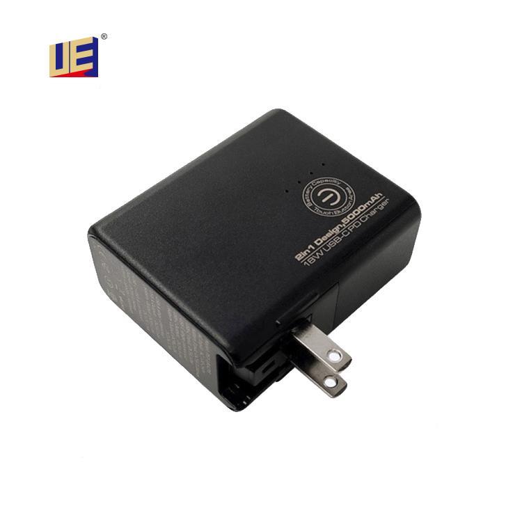 UE Electronic18W Power Bank(UES18LU4-SPC-M2) 2