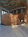 普森建材吊顶铝方通 仿木纹铝方