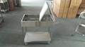 stainless steel kitchen trolley cart  3