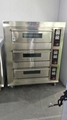 stainless steel cake oven