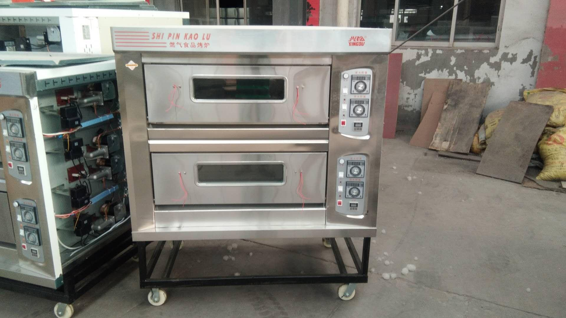 stainless steel cake oven 3