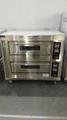 stainless steel bakery oven
