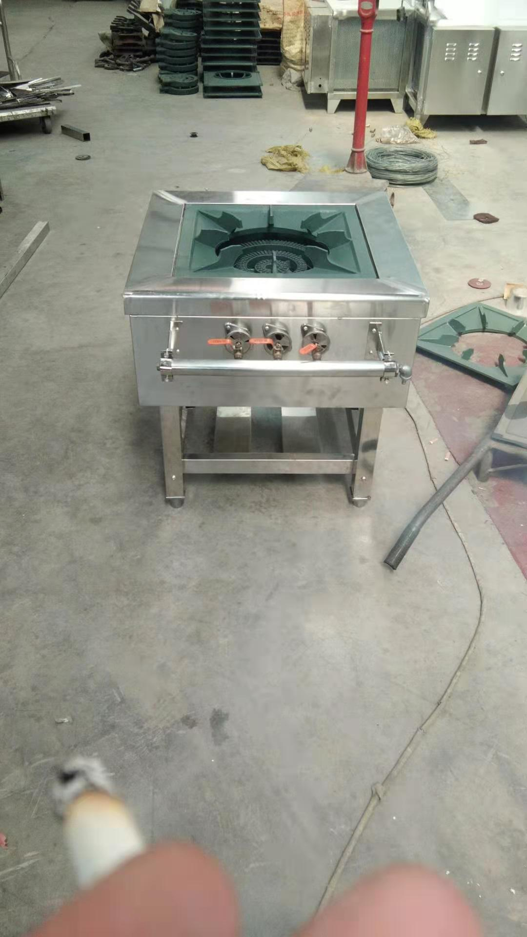 nature gas stainless steel kitchen oven  2
