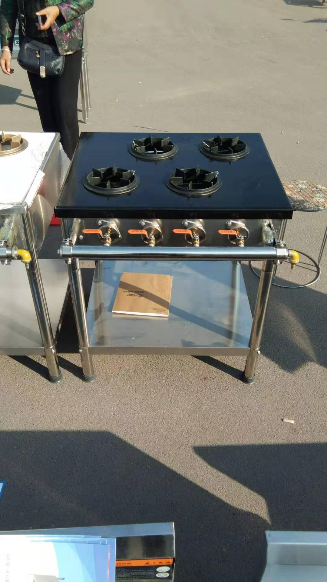 nature gas stainless steel kitchen oven  5