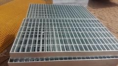 钢格板压焊
