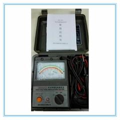 高壓絕緣電阻測試儀指針式電子兆歐表DMH3121/22