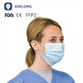 Factory direct sales 3ply surgical face