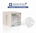 Niosh FFP2 particulate respirator disposable protective surgical N95 face mask  1