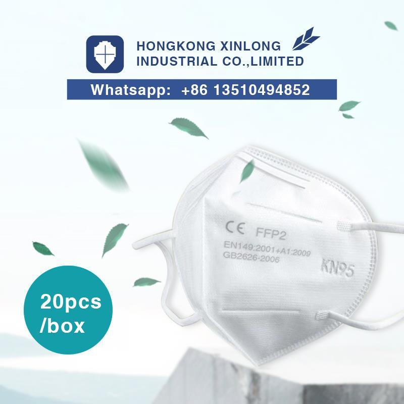 Niosh FFP2 particulate respirator disposable protective surgical N95 face mask  2
