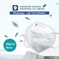 5 Ply KN95 Disposable Protective Mask