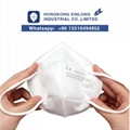 White N95 Face Disposable Protective