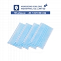 Three-layer Disposable Protective Face Mask With Filter Cloth 1