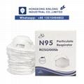 NIOSH N95 Particulate Respirator