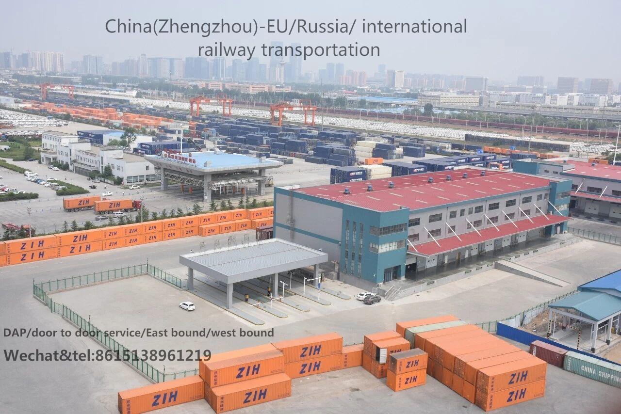 China(Zhengzhou)-Europe rail transportation 1