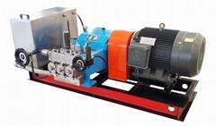 3DSY-S70系列超大流量試壓泵鴻源廠家發貨