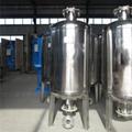 不鏽鋼隔膜氣壓罐包頭
