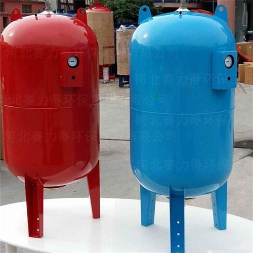 赤峰消防隔膜式氣壓罐  2