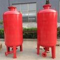 赤峰消防隔膜式氣壓罐  4